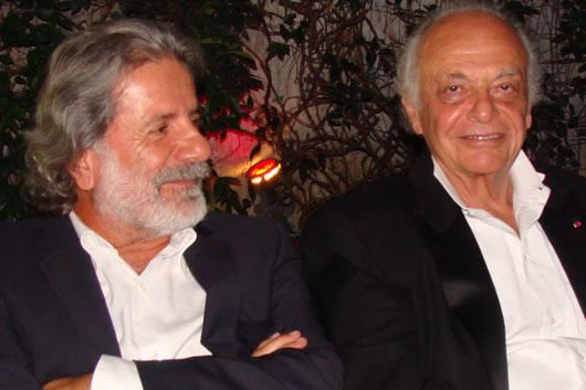 Marcel Khalife with Maestro